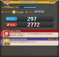 FLB Electric Enforcer +99