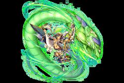 (Emerald Boa Archer) Atum