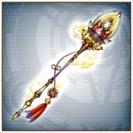 Sengen Lightning Cane Portrait