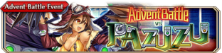 Advent Battle vs Pazuzu - Small Banner