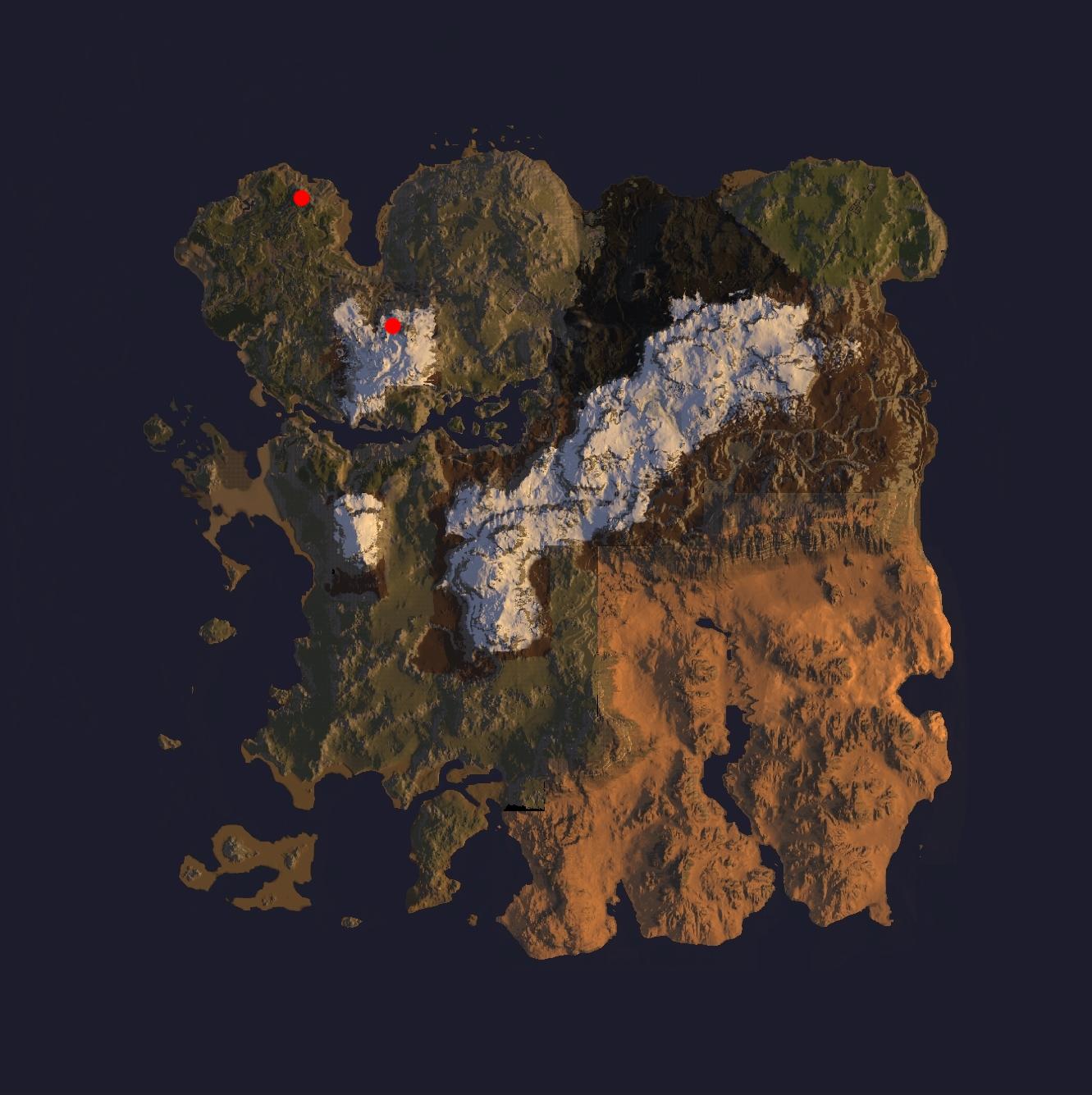 Dungeons | Ragnarok - ARK:Survival Evolved Map Wiki | FANDOM powered