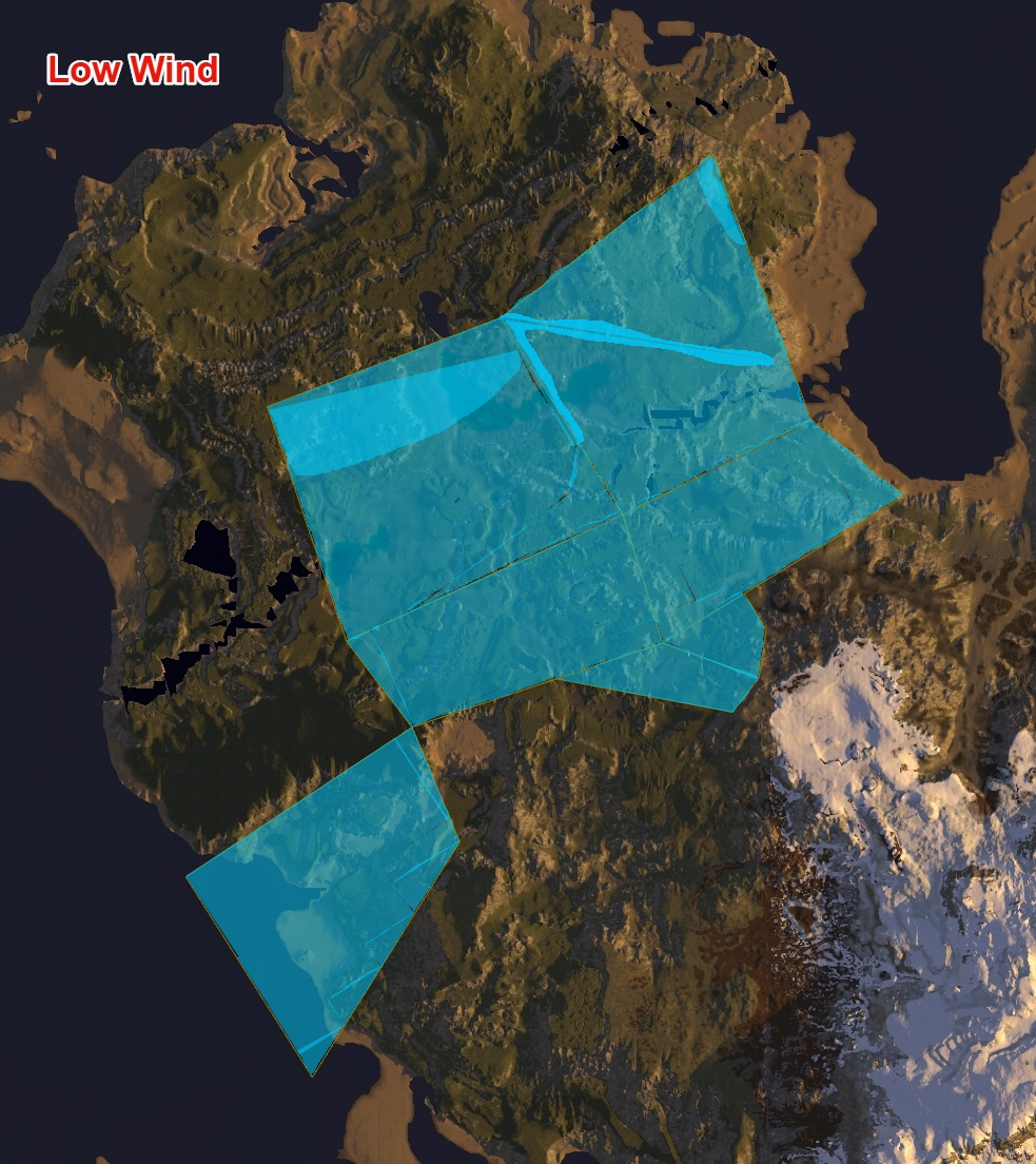 Wind Areas | Ragnarok   ARK:Survival Evolved Map Wiki | FANDOM
