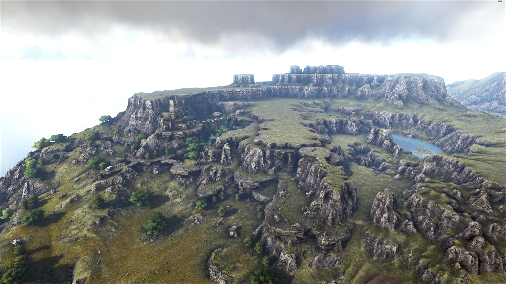Flatlands | Ragnarok - ARK:Survival Evolved Map Wiki