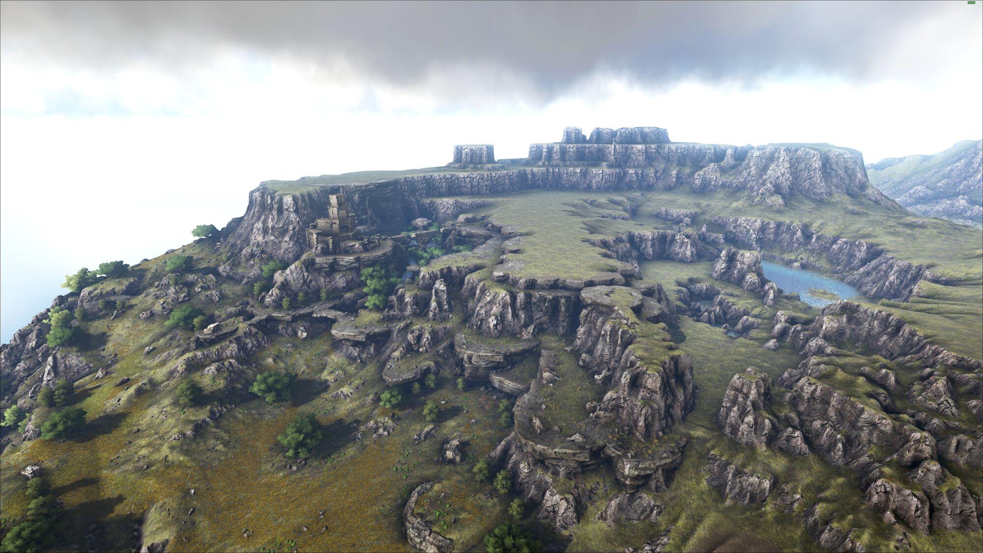 Flatlands | Ragnarok   ARK:Survival Evolved Map Wiki | FANDOM Powered By  Wikia
