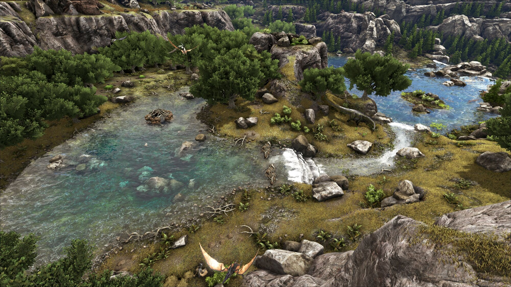 Ark The Center Resource Map Familyscopes In this guide, we will teach you tips and tricks to farm efficiently. ark the center resource map familyscopes