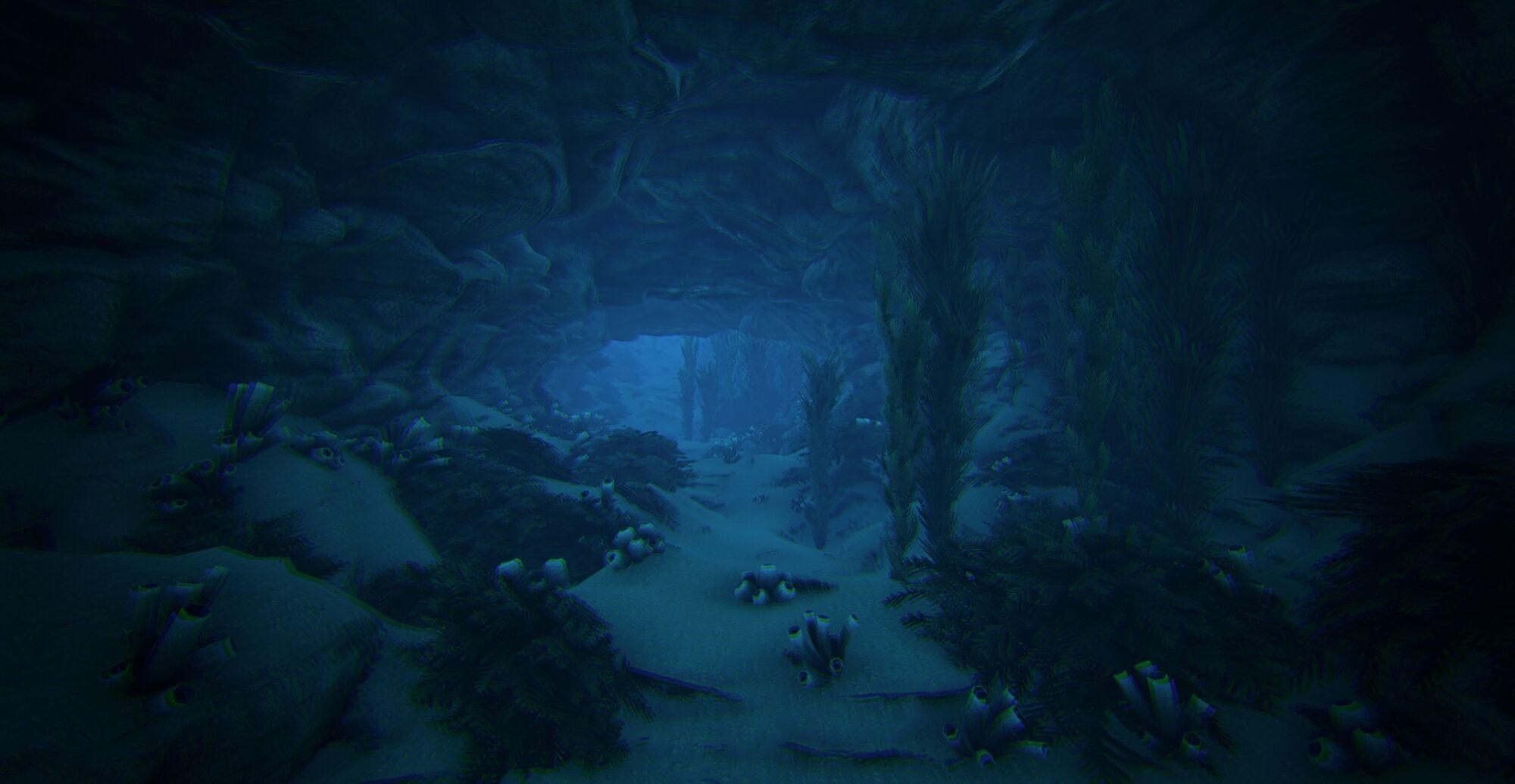 Watertunnel | Ragnarok - ARK:Survival Evolved Map Wiki