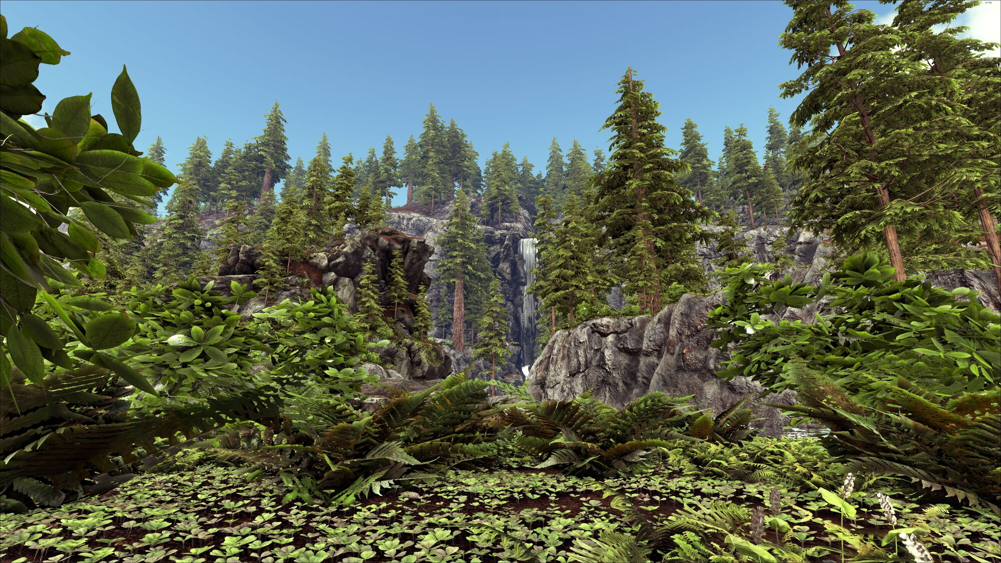 Ark Ragnarok Karte.Redwoods Ragnarok Ark Survival Evolved Map Wiki Fandom Powered