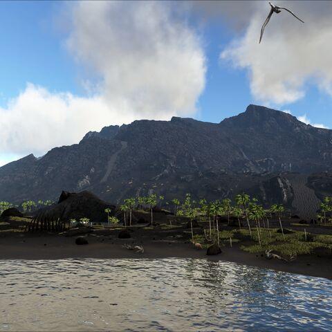 Volcanic Area | Ragnarok - ARK:Survival Evolved Map Wiki | FANDOM