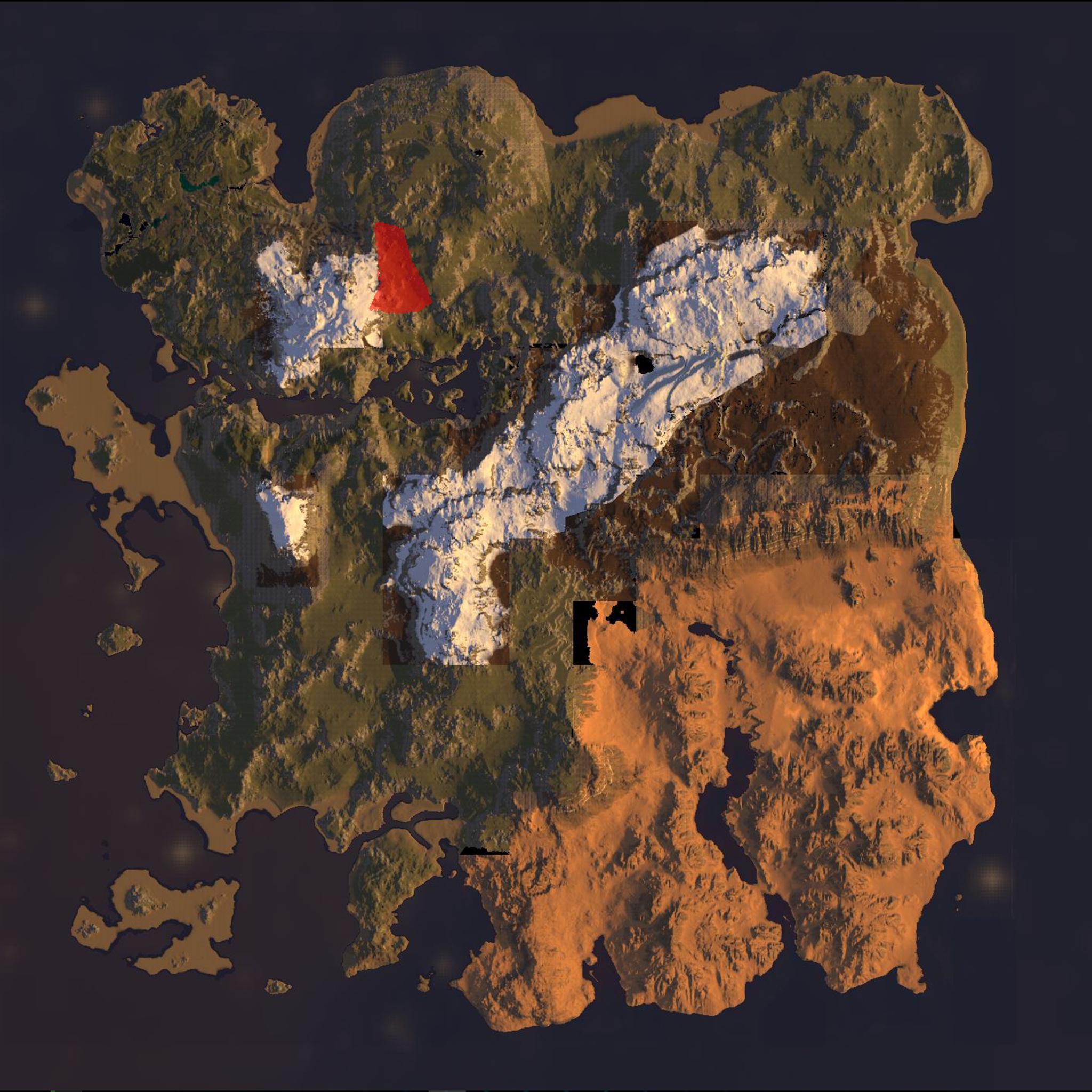 Beaver Sanctuary   Ragnarok - ARK:Survival Evolved Map Wiki   Fandom