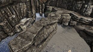Cave Behind Waterfall Ragnarok - Best Waterfall