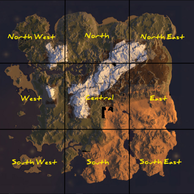 Rag 2k biomes directions
