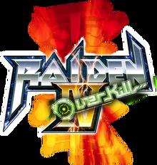 Raiden4OverkillLogo