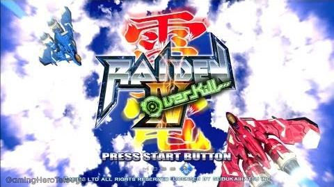 PS3 - Raiden IV Overkill (Part 1)