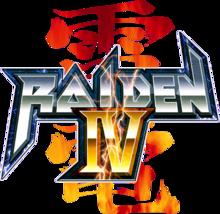 Raiden4Logo