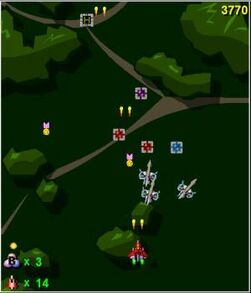 Raiden X game --raiden-x.get-free-flash-games