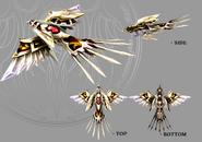 Divine Bird's Amulet