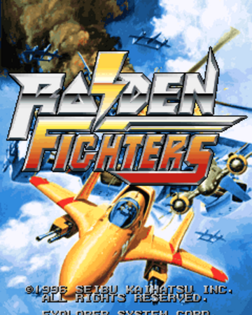Raiden Fighters Raiden Wiki Fandom