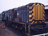 British Railways Class 08