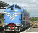 British Railways DP1