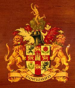London North Eastern logo