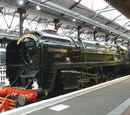 British Railways Standard Class 9F Evening Star