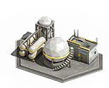 Benzinraffinerie (klein)