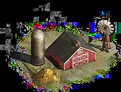 Getreidefarm (klein)