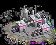 Raffinerie (klein)