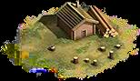 Holzlager (klein)