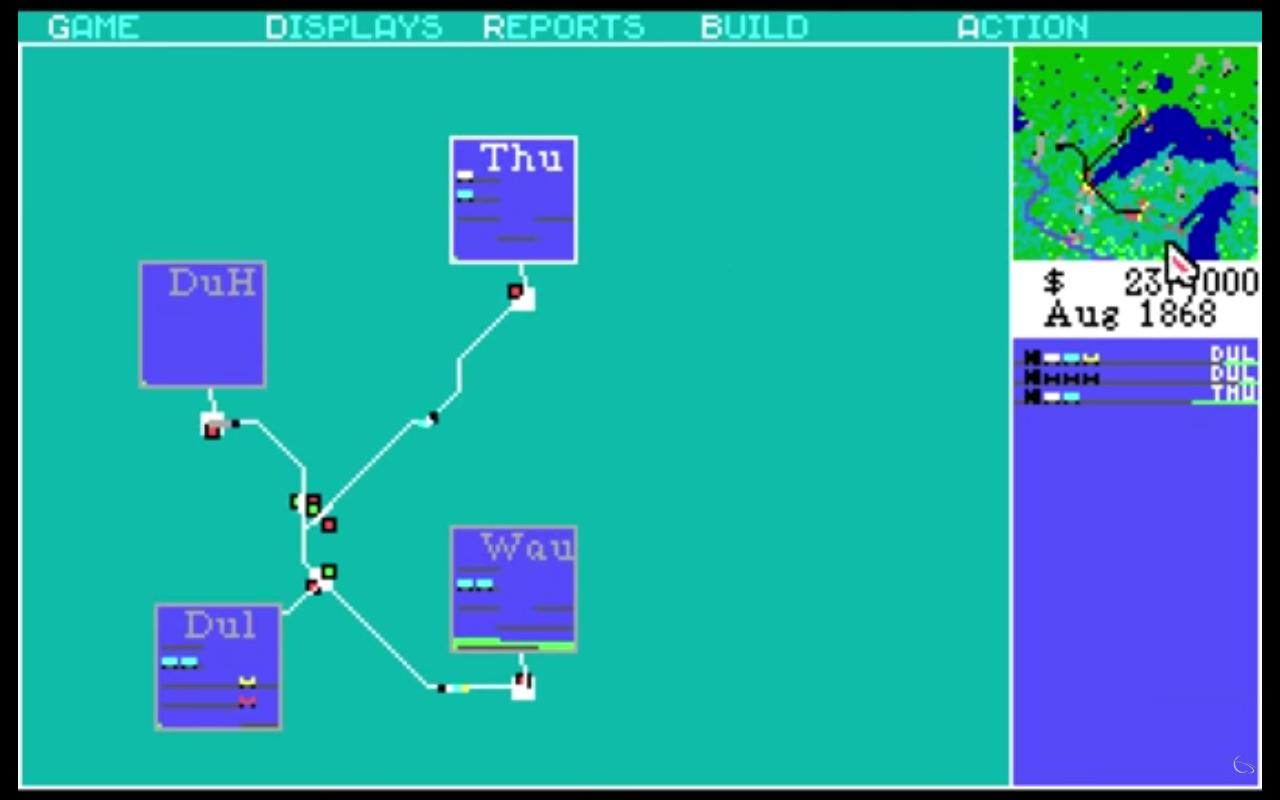 Sid Meiers Railroad Tycoon Railroad Tycoon Series Wiki FANDOM