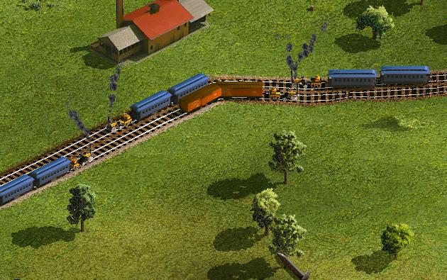 Stephenson Rocket   Railroad Tycoon Series Wiki   FANDOM