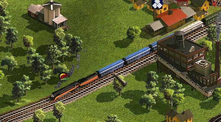 4-8-4 Daylight   Railroad Tycoon Series Wiki   FANDOM