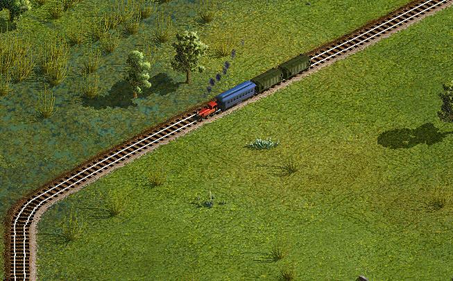 Railroad Tycoon 4