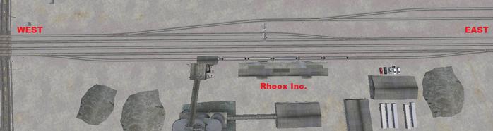 Rheox - Overhead