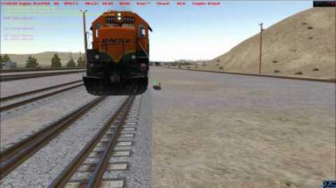 RTS Run8 Barstow Trim Ride Along Tutorial