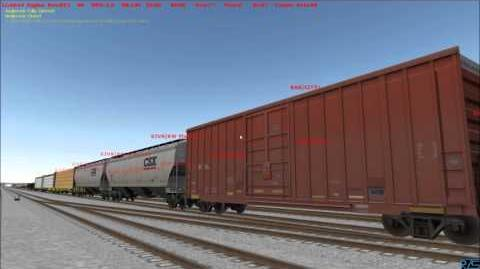 RTS Run8 Fresno Crew Switching BNSF Bakersfield part 3 of 4