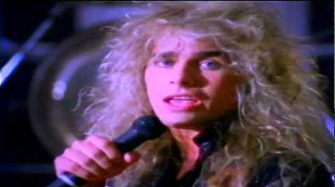 White Lion - Wait