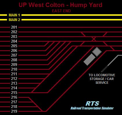 Map - WC Hump East