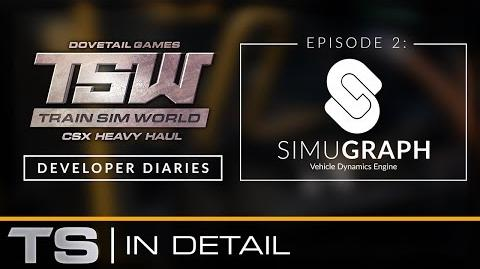 Train Sim World CSX Heavy Haul Developer Diary 2 - Introducing SimuGraph