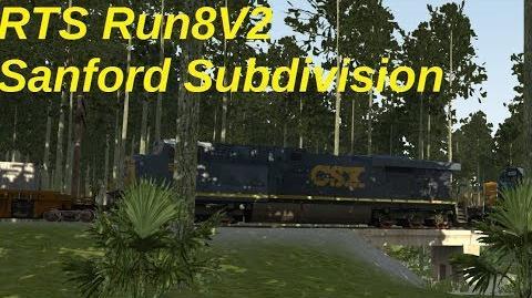 12 11 - RTS Run8V2 Sanford Sub - Q457 Pecan Yard setoffs and beyond