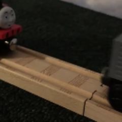 Runaway train!