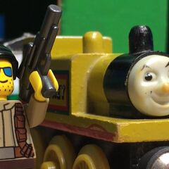 Stan with Stepney.
