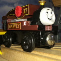 Harvey in the third season