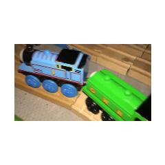 Thomas saving Duck