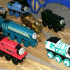 Thomas and the other 08S