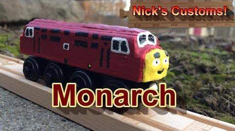Monarch - Nick's Customs!