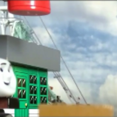 Harvey at the LNER Docks