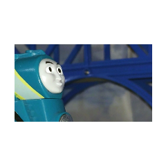Connor at the final battle in the Locomotive War