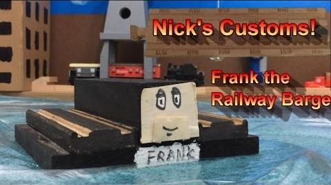 Frank from TUGS - Nick's Customs!