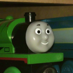 Connor behind Percy
